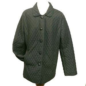 Marvin Richards Jackets & Coats - Marvin Richards Quilted Nylon Lined Jacket